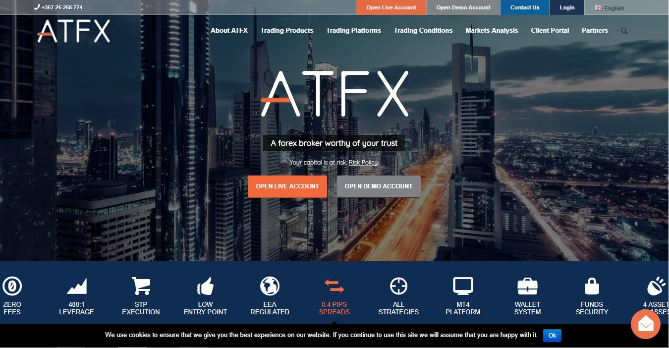 ATFX Overview